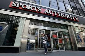 sports authority few great deals at stores closing money