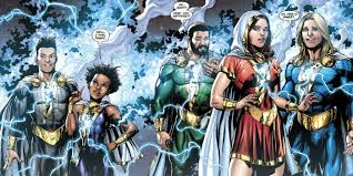 Seeking Cast Shazam Seeking To Cast Marvel Family Members