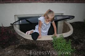 window well ideas for finished basements keep your space safe