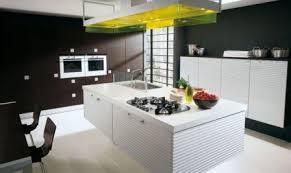 ilot central cuisine contemporaine photos cuisine avec ilot central deco maison moderne