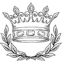 Free Printable Tiara Coloring Pages Of Frogs With Crown To Color Princess Crown Coloring Page Free Coloring Sheets