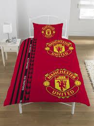 Manchester United Double Duvet Cover Manchester United Fc Football Bedside Lamp Light