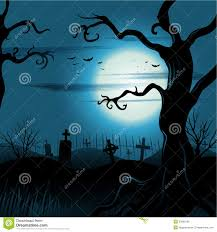 halloween background vertical free creepy tree halloween background with full moon royalty free stock