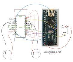 build an arduino robot volume integration data science