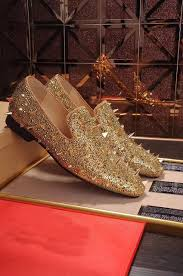 men women flat red bottom wedding dress shoes loafers unisex brand