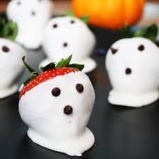 3 quick diy strawberry halloween treats california strawberries