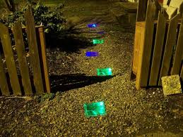 How To Make A Solar Light - how to make a solar powered walkway 5 steps with pictures