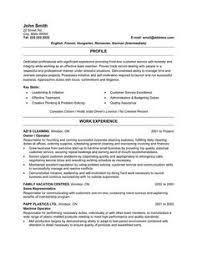 A Job Resume Sample by Bartender Resume Template Http Jobresumesample Com 767