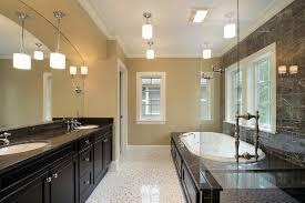 Bathrooms Lighting Attractive Upscale Bathroom Lighting Luxury Bathroom Lighting