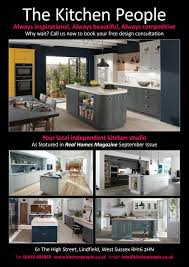 Independent Kitchen Designers Sussexliving November 2016 By Sussex Living Issuu
