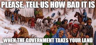 Native American Memes - image tagged in native american oregon standoff bundy ranch imgflip