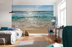 wallpops komar seaside wall mural u0026 reviews wayfair