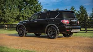 nissan armada 2018 nissan armada gets pimped with more technology autoevolution