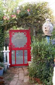 Red Door Paint by 318 Best Garden Gates Images On Pinterest Gardens Windows And
