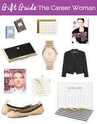 gifts for a woman gift guide the career woman always erin