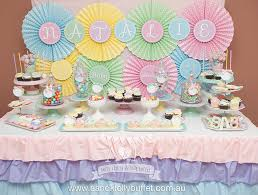 as a button baby shower decorations natalie s pastel as a button baby shower dessert table by a k