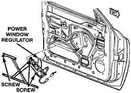 2001 dodge dakota window regulator dodge window regulator questions answers with pictures fixya