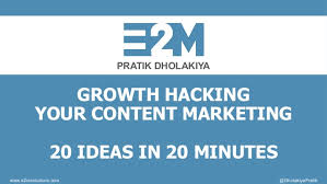 hacking ideas growth hacking with content 20 ideas in 20 minutes unpluggd 2016