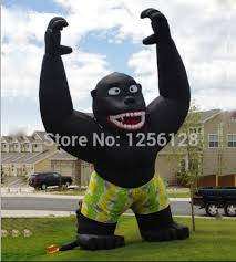 giant inflatable gorilla giant inflatable gorilla suppliers and