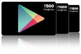 free play store gift cards play prepaid vouchers are now available in india for users
