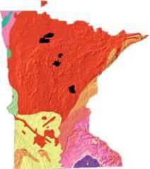 Minnesota Usa Map by Minnesota State Official Symbols By Logan Pattison