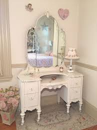 vanity with tri fold mirror and bench nuhsyr co