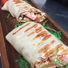 arabian wrap c arabian noon a shish taouk grilled crepe picture of c