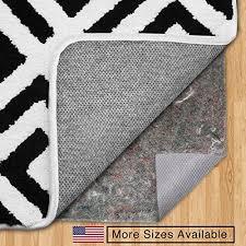 Best Non Slip Rug Pad For Hardwood Floors Best 25 Rubber Rugs Ideas On Pinterest Indoor Outdoor Rugs