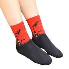 halloween knee socks online buy wholesale halloween long socks from china halloween