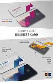 Standard Us Business Card Size 1213 Best Tarjetas De Presentación Images On Pinterest Business
