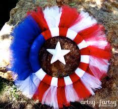4th of july wreaths 4th of july wreath artsy fartsy