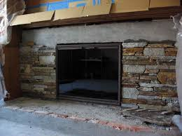 old stone fireplace makeover wpyninfo