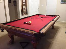 pool table felt repair imperial lincoln mahogany pool table sizes 7 or 8 best table