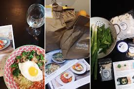 cuisiner a domicile et livrer test des kits repas le usa de mathilde