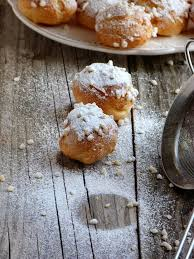 cuisine peu calorique un dessert maison peu calorique chouquettes nos desserts