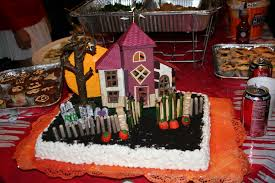 Halloween House Ideas Decorating Haunted House Cakes U2013 Decoration Ideas Little Birthday Cakes