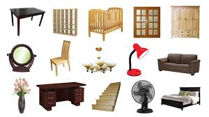 Furniture For Kids Learn Furniture For Children And Kids Learn Furniture Names For