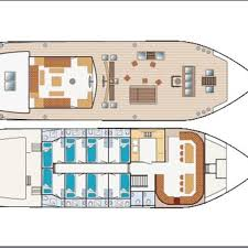luxury yacht floor plans aphrodite yacht photos de vries lentsch yacht charter fleet
