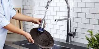 professional kitchen faucet dish scrubbing faucets professional kitchen faucet