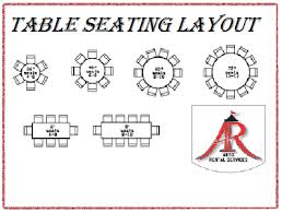 tablecloth for round table that seats 8 abso rental services inc table seating layout linen sizing chart