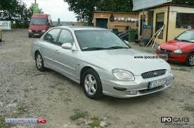 hyundai sonata 1999 1999 hyundai sonata car photo and specs