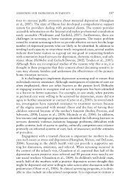 teach for america essay sample 5 screening for depression in parents depression in parents page 197