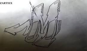 imagenes para dibujar letras graffitis como dibujar letras de graffitis arte taringa