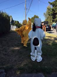 Snoopy Halloween Costumes 20 Snoopy Costume Ideas Kids Dog Costume