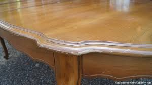 how to remove stains from wood table how to remove stain without sanding confessions of a serial do it