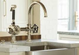 industrial style kitchen faucet 1000 images about kitchen faucets on coiled kitchen