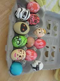 Decorate Easter Eggs Star Wars by 13 Best Star Wars Easter Images On Pinterest Starwars Easter