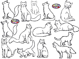 warrior cats coloring pages sad free warrior cats coloring pages to print enjoy coloring