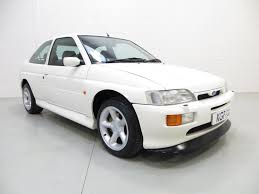 white ford escort rs cosworth white ford pinterest ford and cars