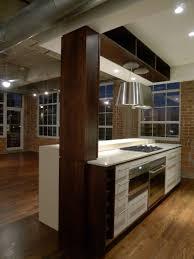 photo de cuisine avec ilot loft à houston par content architecture cuisine avec ilot